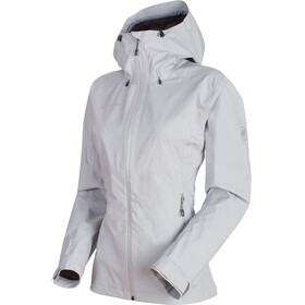 Mammut Convey Tour HS Hooded Jacket Women marble